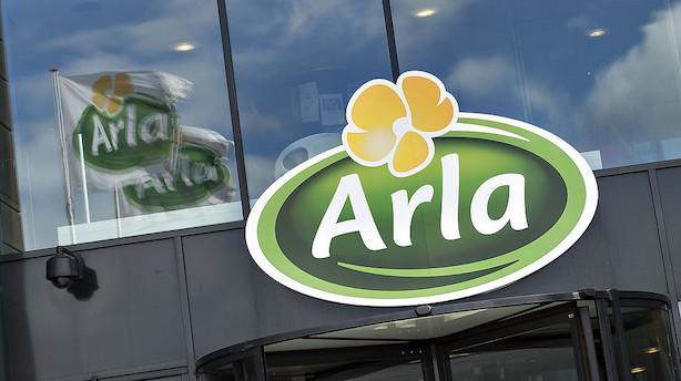 Arla vil have mælkeproduktionen CO2-neutral fra 2050