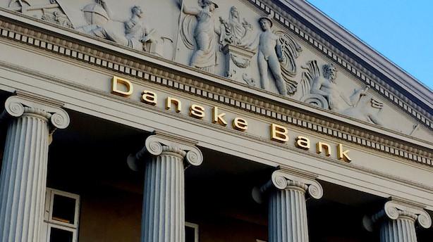 Morgenbriefing: Danske Bank fyrer endnu en chef efter skandale, topchef vil tredoble Genmabs værdi
