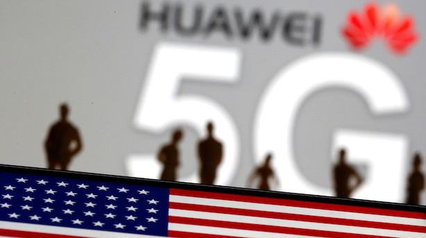 Trods massiv modvind: Huawei forventer at tjene penge på 5G-satsning fra næste år