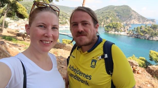 Strandede Spies-gæster i Grækenland efter flykonkurs: