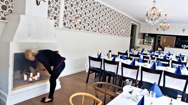 Madanmeldelse af Hotel Saxkjøbing fra borsen.dk
