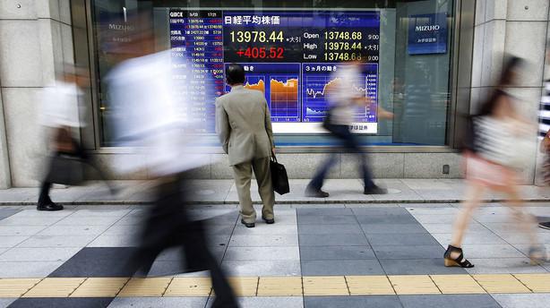Japan: Påskens japanske nøgletal