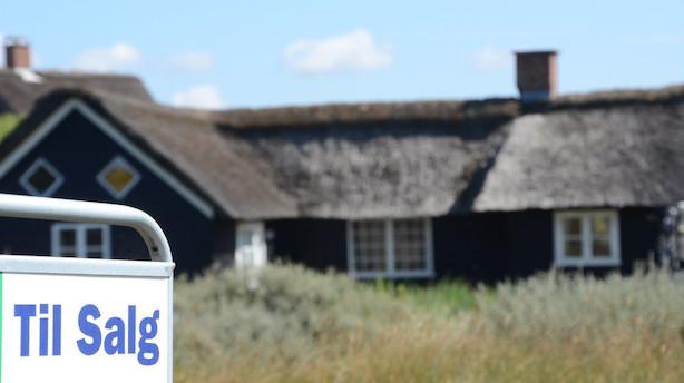 Salgslystne boligejere har sendt deres hus på markedet