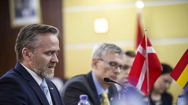 """Anders Samuelsen dropper ultimatum: """"Vi sænker nu paraderne"""""""