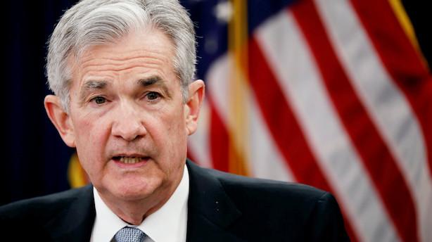 Aktiestatus: WDH og GN trækker indekset frem inden rentemøde i Fed - Bavarian er bundprop