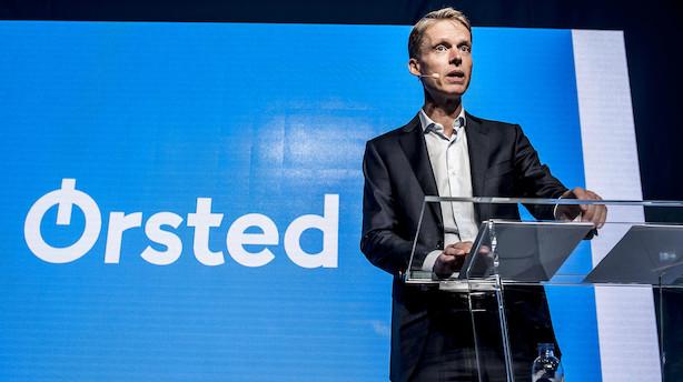 Medier: Giganter byder op til 26 mia kr for Ørsted-selskab
