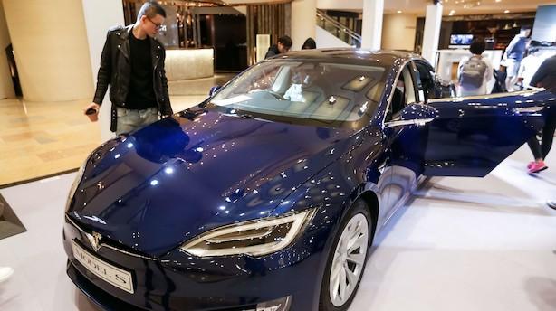 Aktier i USA: Udsigt til stigninger trods pres på Facebook og Tesla