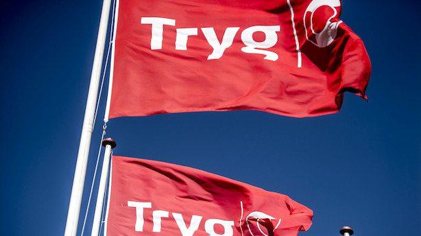 Aktieåbning: Tryg synker til bunds i let negativt marked