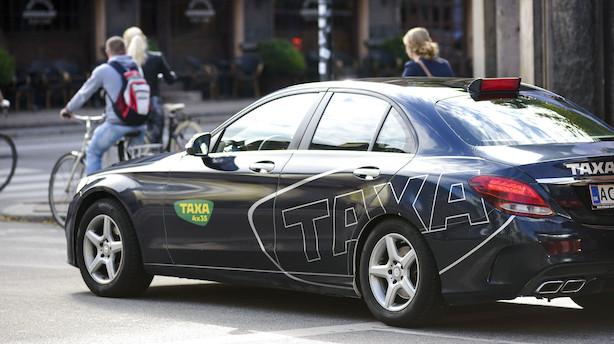 Datatilsynet politianmelder taxiselskab og indstiller dem til millionbøde