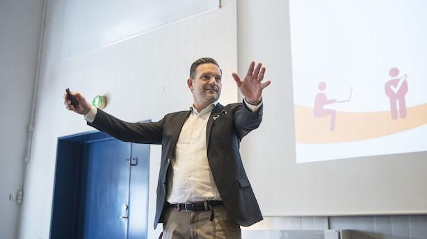 """Hvorfor bliver danske tech-iværksættere i andedammen? """"Vi er måske mere jordnære end andre forretningskulturer"""""""