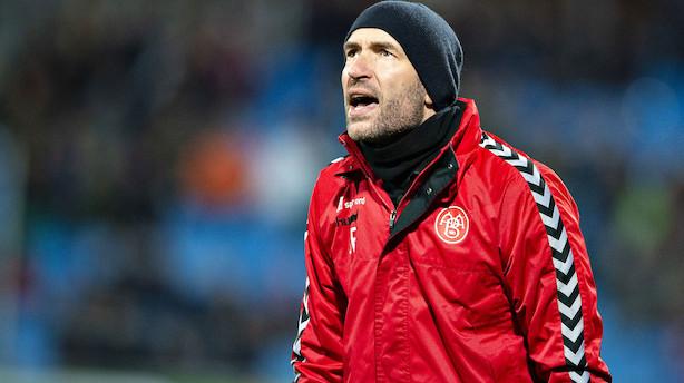 AaB forlænger med Jacob Friis frem til 2022