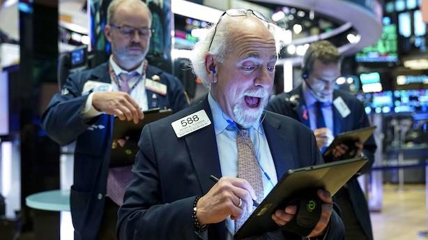 Aktieåbning: Ambu stiger fra start - Danske Bank dykker