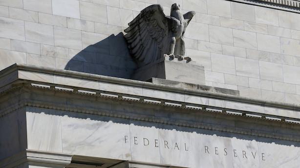 Aktietendens i USA: Markedet holder vejret inden nyt fra centralbanken