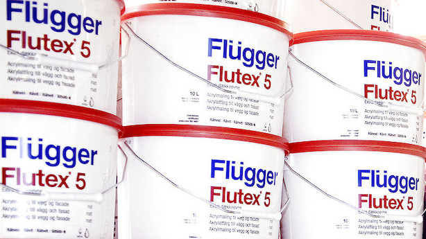 Det sker i dag: Årsregnskab fra Flügger