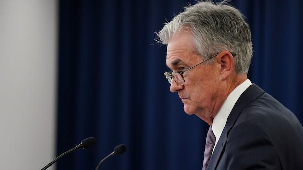 Federal Reserve starter opkøb af statspapirer