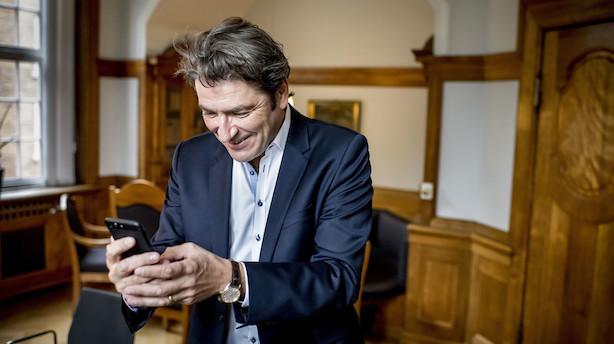 """André Rogaczewski undrer sig over børstørke: """"Det er ærgerligt for Danmark"""""""