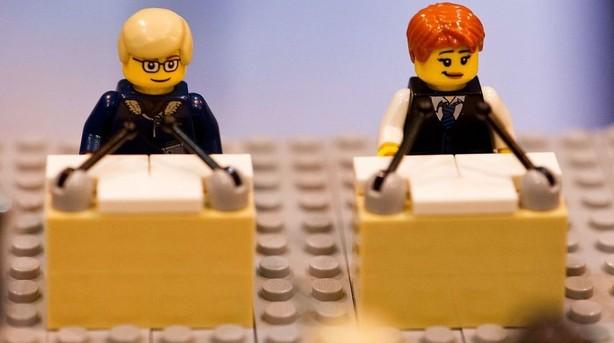 Lego id�mt millionb�de for prisaftaler i Tyskland