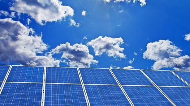 Rapport: Mere grøn energi øger den økonomiske vækst