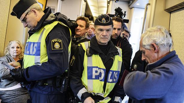 Man kan stadig flyve til Sverige uden pas
