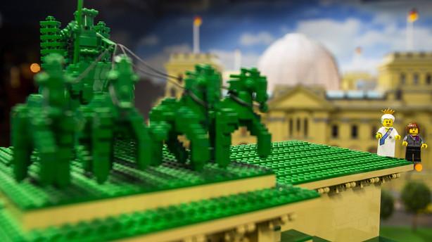 Legoland gav sine ejere et gyldent år i 2015