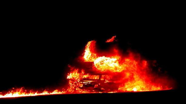 Milliardkoncern efter jysk brand: Det påvirker os ikke