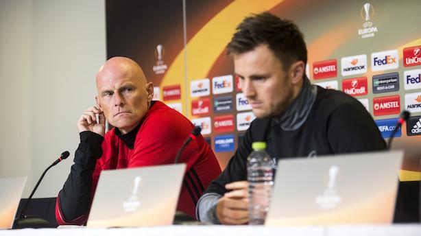 FCK dropper anføreren til Europa League-åbner