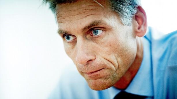 Thomas Borgen rykker ind i Finans Danmarks bestyrelse