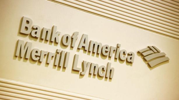 Bank of America: Novo-rival snubler i 2018