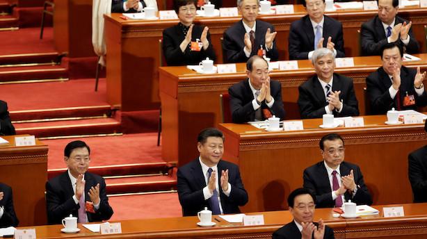Kina har fjernet tidsbegrænsningen for præsidenten: Xi Jinping kan blive på posten hele livet