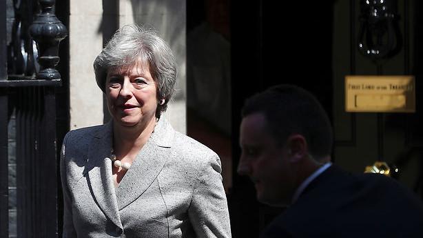 Brexit-truet britisk vækst står til fremgang efter katastrofal start på året