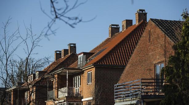"""Finanstilsynet ser mulig vending på boligmarkedet i København: """"Det bliver stadigt mere sandsynligt, at ejendomspriserne er overvurderede"""""""