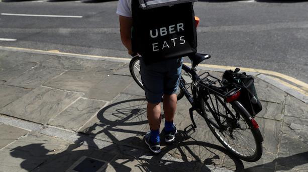 Uber kører fortsat med milliardminus trods stor vækst