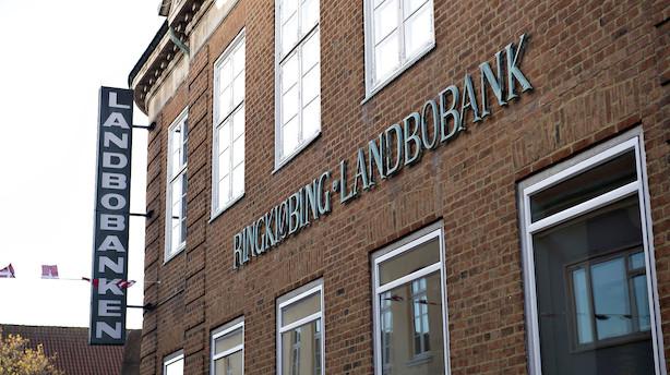 Ringkjøbing Landbobank overvejer at følge trop: Vil indføre negative renter for privatkunder