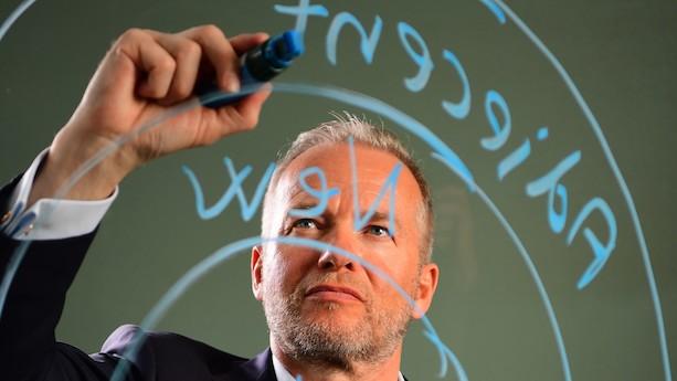 Lars Tvede: Løber vi aldrig tør for energi? Altså aldrig, aldrig?