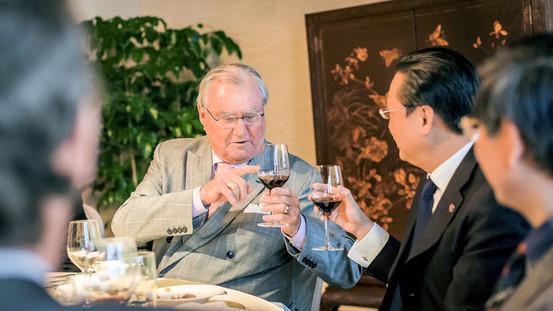 Prins Henriks vin er et hit hos kineserne