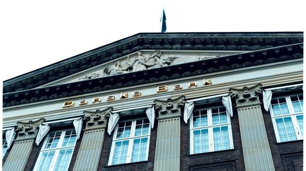Rente spist op af gebyr i Danske Bank