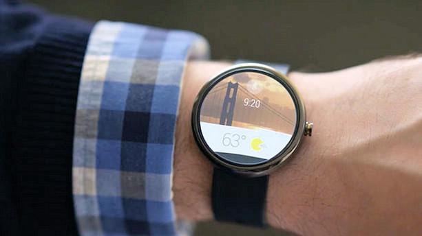 Nu indtager Google dit armbåndsur for alvor