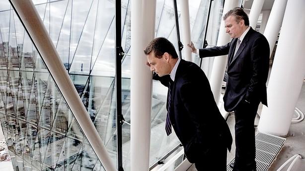 Saxo Bank kaprer Danske Bank-top
