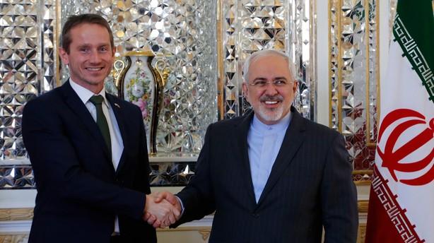 Kristian Jensen: Iran vil undgå eskalering af krise med Saudi-Arabien