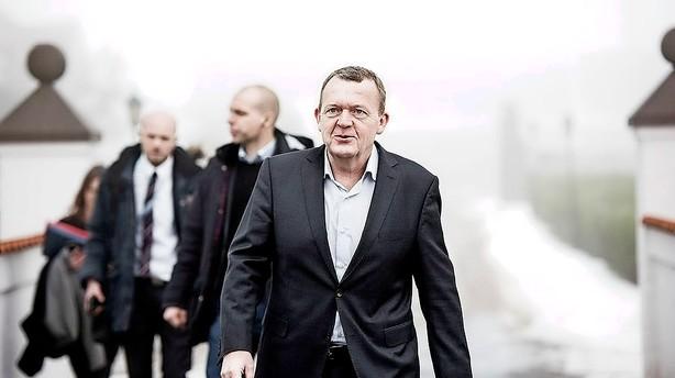 Løkke skubber skattereform til efteråret - og lover ny 2025-plan