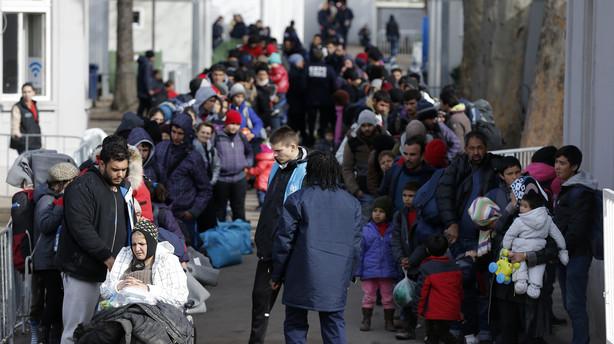 Syriske flygtninge lader sig ikke lokke hjem af våbenhvile