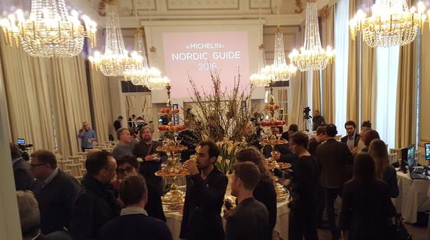 Geranium får tre michelinstjerner som første danske restaurant