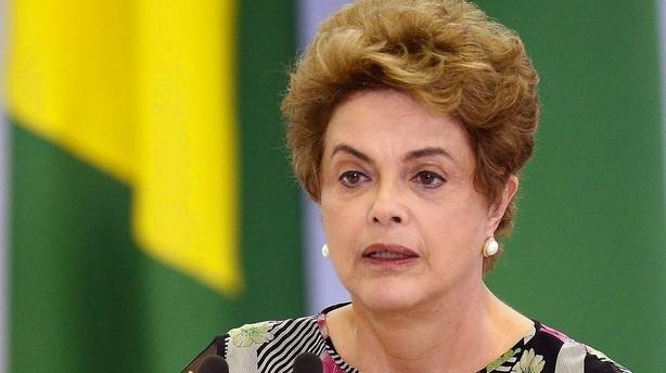 Brasilien: Pr�sident under pres - regering smuldrer