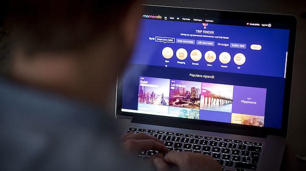 Danske netkunder klikker netvarer hjem for over 83 mia
