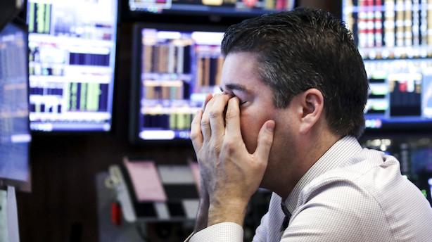 Nyt stort fald i USA-aktier efter spektakulær anholdelse af Huaweis finansdirektør