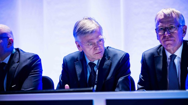 Danske Bank tavs om ny direktør