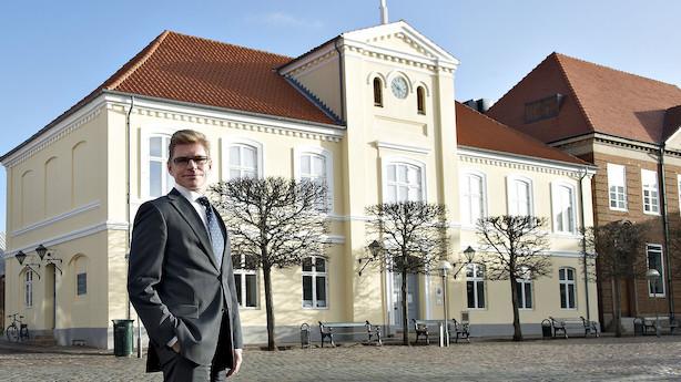 """Sådan kaprer Landbobanken nye kunder: """"Det er ikke særligt højtravende, men det fungerer ret godt"""""""