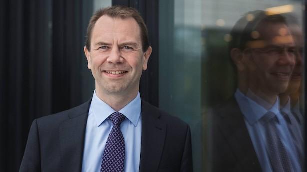 Koncerndirektør i Novo Nordisk bliver Novozymes' nye finansdirektør