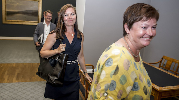 Venstres Anni Matthiesen: Der skal nyt blod i toppen af partiet