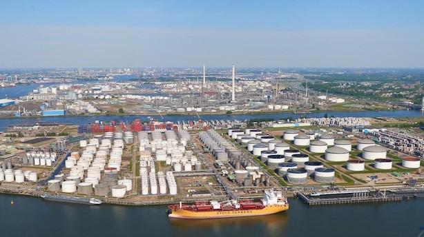 Mærsk indgår aftale om miljø-brændstof